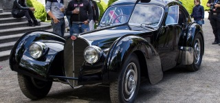 Ralph Lauren's 1938 Bugatti Coupé Type 57SC Atlantic: $40 Million for a Ride?