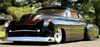 "51' Chevrolet Fleetline Hot Rod ""Royal Crown"" Absolute Example of Fine Craftsmanship"