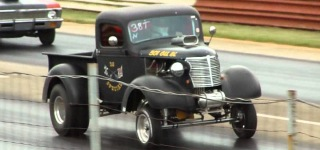 1938 Chevy Truck: Perfect Combination of Hot Rod and Rat Rod in One Single Car