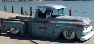 Gorgeous 1959 Chevrolet Apache Pickup That All Enthusiasts Would Die to Have