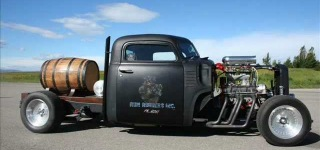Jaw Dropping Transformation of Ram Runner Rat Rod from Piece of Junk to Piece of Jewelry