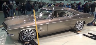 "Foose Design's 65 Impala ""The Imposter"" Rocks the Detroit Autorama"