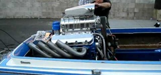 1200HP Blown Injection Biesemayer Jet Boat Will Give Enthusiasts an Orgasm
