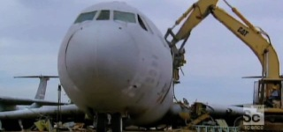 How Airplanes Are Recycled?