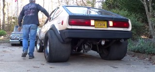 """Freakineagle"": 70 400 Small Block Powered 1981 AMC Eagle SX/4 is Awesome"