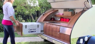 The Best Camper Ever! Gidget Retro Teardrop Camper