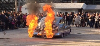 Custom Hot Rods With INSANE Flame Thrower