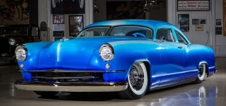 Jay Leno's Garage Presents: Keith Charvonia Turned a $150 1951 Body into an Automotive Wonder!