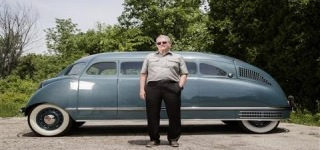 William B. Stout's Revolutionary Masterpiece and the World's First Minivan: The Stout Scarab