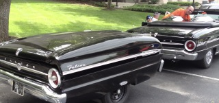 Ingeniously Built 1963 Ford Falcon with Retractable Hardtop is Great to Enjoy the Sun and the Wind