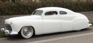 Jack Stewart's Excellently Customized 1941 Ford Drives into the Garage Like a Boss