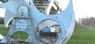The Falkirk Lift: Scotland's Iconic Landmark is a Mechanical Marvel