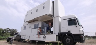 The Hotel on Wheels: Truck Surf Hotel is the Best Way to Visit the World's Best Surfing Spots