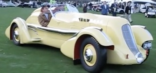 1935 Duesenberg SJ Speedster: A Car That You All Would Like to Ride