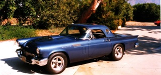 "1957 Ford Thunderbird ""T-Bird"" Runs for the First Time After Sitting For Almost 30 Years"