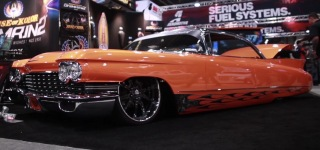 Jesse Osborne's 1960 Cadillac Mesmerizingly Painted By House of Kolor