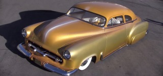 "Gene Winfield's 1952 Chevy ""Desert Sunset"""