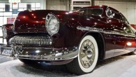 World Famous Custom Builder Rick Dore's Unbelievably Beautiful 1950 Custom Mercury
