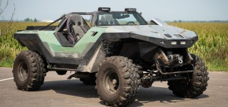 Dedicated Halo Fan Builds an Insanely Realistic Recreation of the Warthog