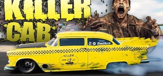 The Killer Cab: 118mm Turbo Big Block Powered Car is the Fastest Taxi Cab on the Planet!