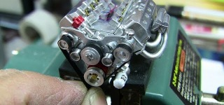 World's Smallest V8 and V10 Engines in Action!