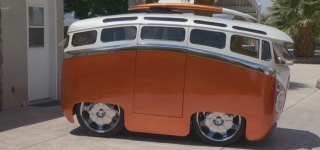 "Ron Berry's ""Cartoon Custom Creations"" Are the Type of Cars We Need to See More Often in the Streets!"