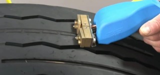 Measuring Tire Tread Depth and Restoring the Tread Patterns in Your Own Garage
