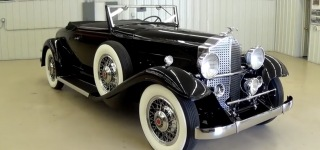1932 Packard Standard Eight Roadster