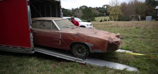 Barn Find 1969 Dodge Daytona Needs Care to Turn Back to Its Glorious Days