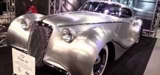 "Rick Dore's Fully Custom ""Shangri-La"" is the Brightest Star of the SEMA Show"