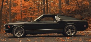 1970 Pro Touring Mustang by Phil's Custom!