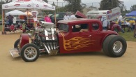 HEMI Powered Hot Rod Spits Fierce Flames Out of Its Cool Pipes!