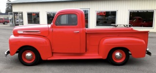 1948 Custom Ford F3 Pickup Truck!
