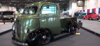 1939 Ford COE Rear Engine Truck!
