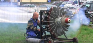 Two Monster Like Radial Engines are the Proves of German Ingenuity in Engineering