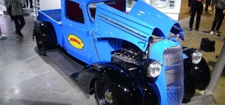 Tommy Pike Customs Restore 1937 Dodge to Honor Mopar's 80 th Anniversary