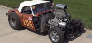 Bob Ida's Famous Hemi Healey Turns Back to Streets