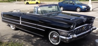 1956 Packard Carribean Convertible!
