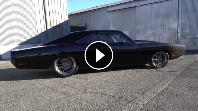 1970 Tantrum Charger from Fast and Furious!