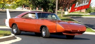 What a Beauty! 69 Dodge Charger Daytona!