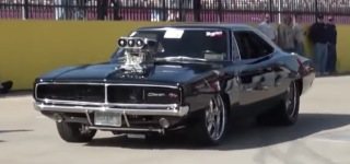 Insanely Charismatic 1969 Dodge Charger 1000hp 572 Hemi