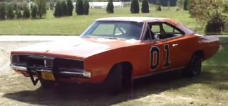 1969 Dodge Charger General Lee of the Dukes of Hazzard!