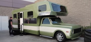The World's One of the Coolest Campers Goes For $250,000