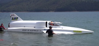 A Legend of Speed: Spirit of Australia II! Check it out to see a breathtaking boat and its jaw-dropping performance