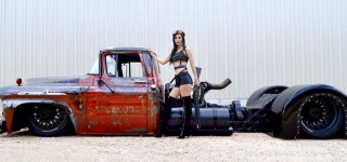 """Demented"": 1958 Chevrolet Viking Transformed into a Masterpiece by Ball Metal Fab"