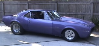 1967 Camaro Drives For the First Time After Sitting in a Garage for Three Years